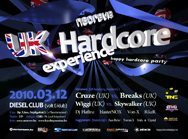 UK Hardcore Experience party
